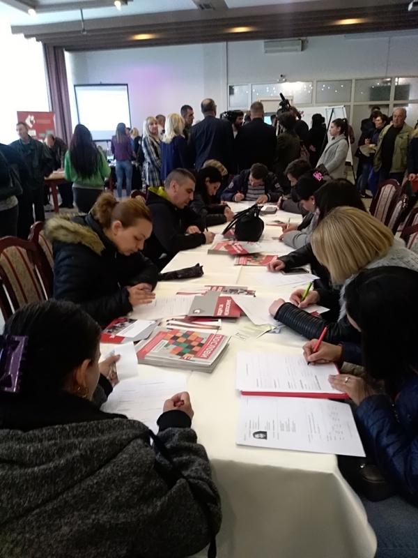 Photo of U Pirotu održan sajam zapošljavanja:Traže 350 radnika