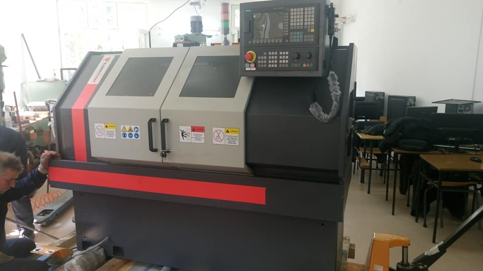 Photo of Tehnička škola dobila modernu industrijsku CNC mašinu