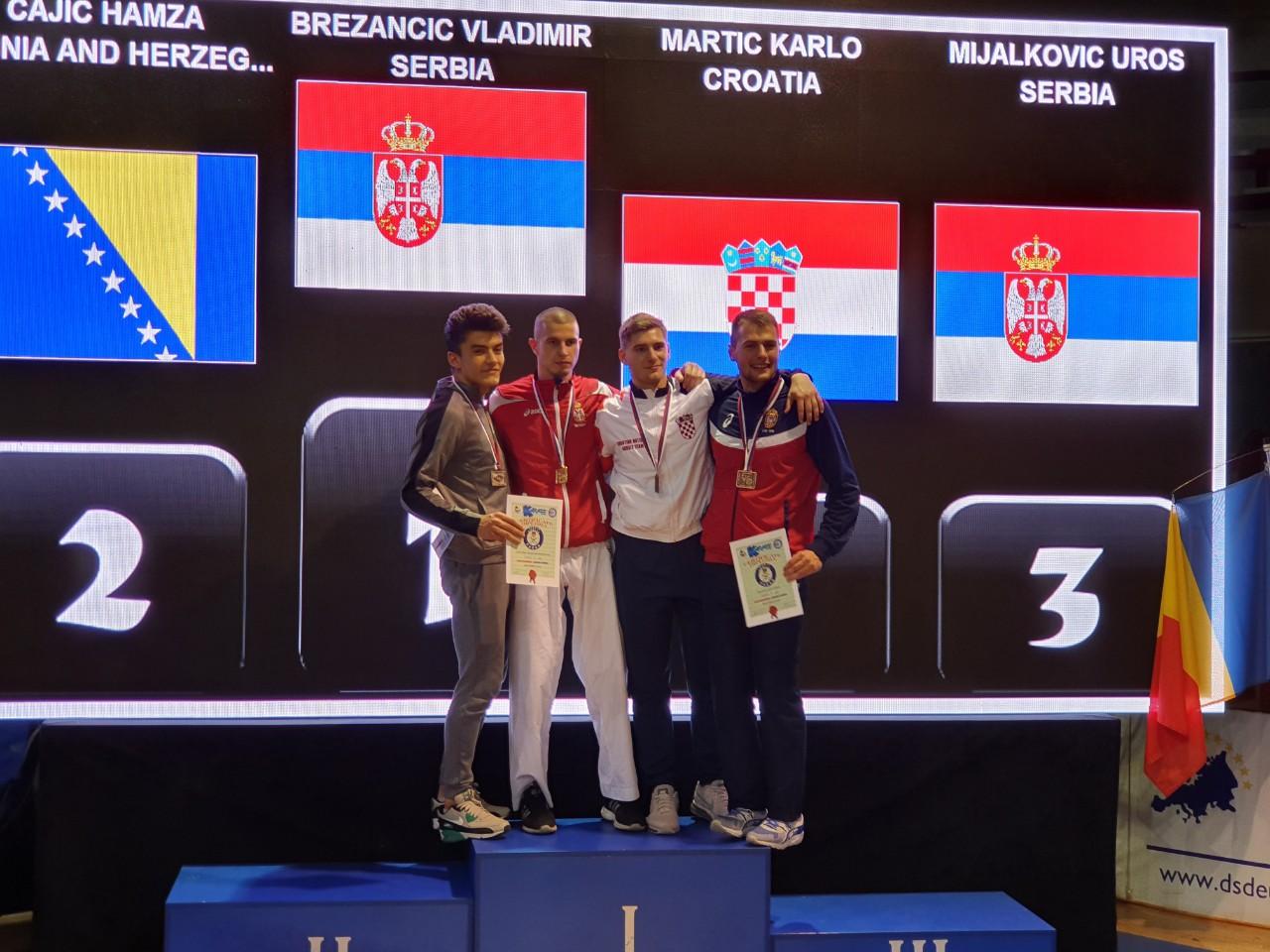 Photo of Urošu bronza na Balkanskom prvenstvu u Čačku