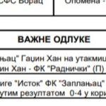Janković: Odbijena žalba Zaplanjca kao neosnovana