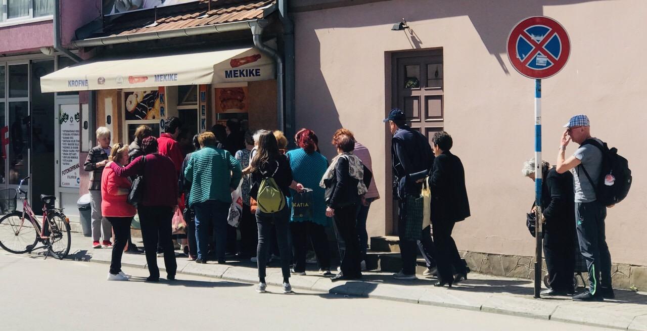 Photo of Pirotski mećici omiljeni i medju turistima iz Bugarske