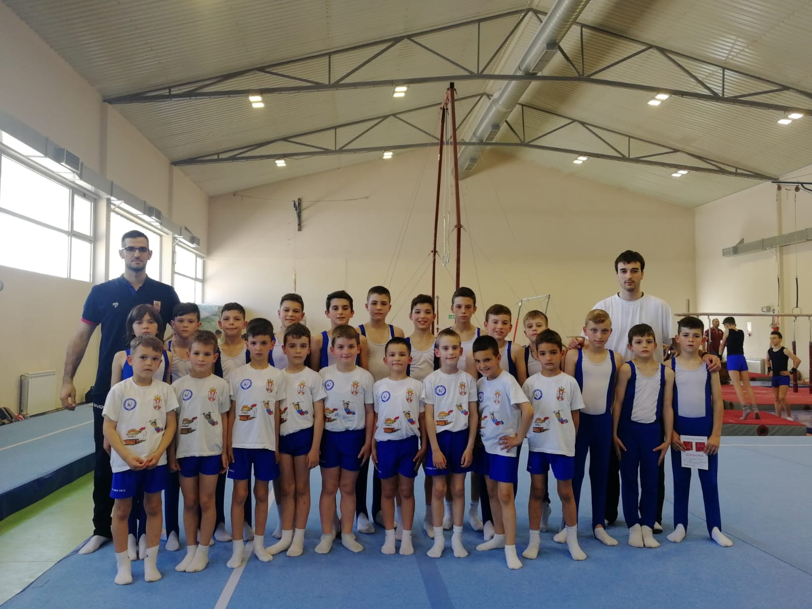 Photo of Sjajni rezultati pirotskih gimnastičara