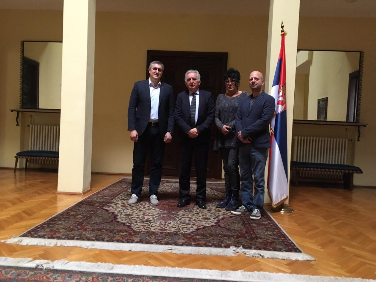 "Photo of Projekat Mirka Stanimirovića ""Zlatna arhitektura Pirota"" prezentovan u Sofiji"