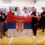 "Srebro i bronza za pirotske Crne kobre u disciplini ""low kick"""