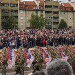 "Više od 4.000 vojnika i policajaca, 300 borbenih vozila, 40 vazduhoplova na prikazu ""Odbrana slobode"""