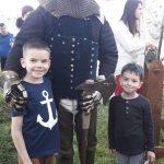 """Zmajeva griva"" - viteška družina u srednjovekovnoj tvrdjavi u Pirotu"