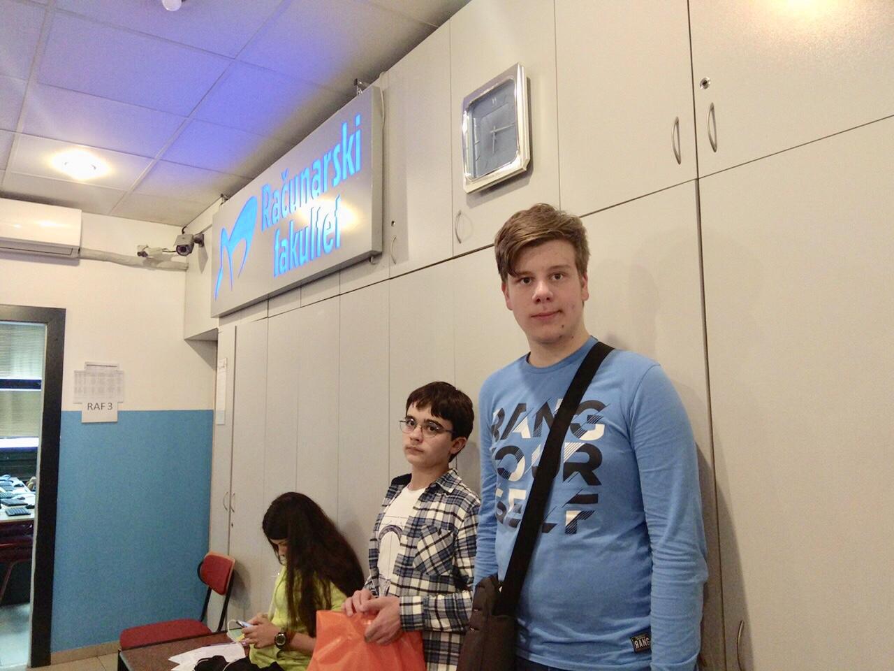 Photo of Petar i Strahinja briljirali na državnom takmičenju u programiranju