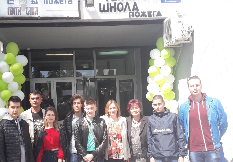 Photo of Uspeh učenika Tehničke škole