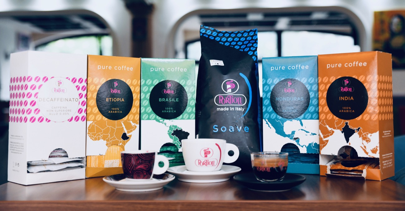"""Photo of Kafe """"Friends"""": Vrhunski italijanski """"Portioli"""" espreso po pirotskim cenama! Probajte i ukuse kafe iz Hondurasa, Brazila, Etiopije, Indije…"""