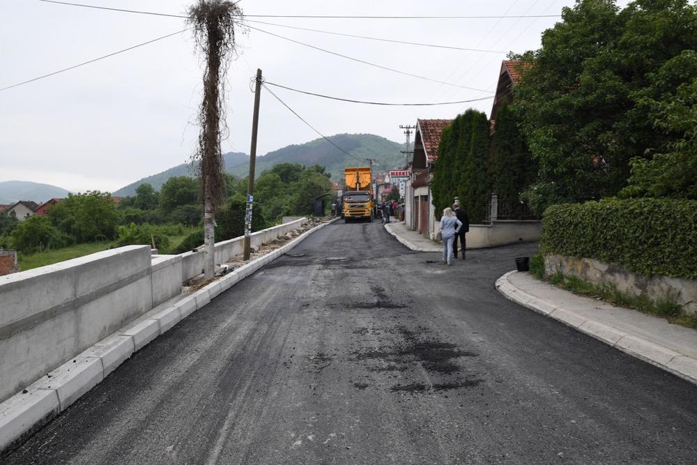 Photo of Rešava se ogroman probem meštana naselja Radin Dol, ulica Ruzmarina biće ubrzo potpuno rekonstruisana