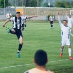 ŠTETA: Radnički poražen od ekipe Cara Konstantina 1:3, na poluvremenu 0:0