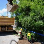 Radovi u naselju Đeram, renovira se ulica Berilovački put