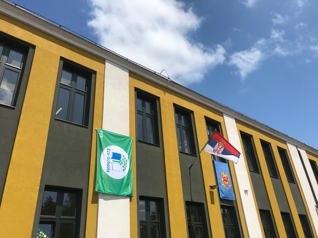 Photo of Pirot dobio jednu od najmodernijih škola u zemlji. Otvorena renovirana škola Sveti Sava