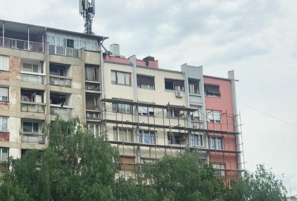 Photo of Zgrada u Knjaza Miloša dobija novo ruho