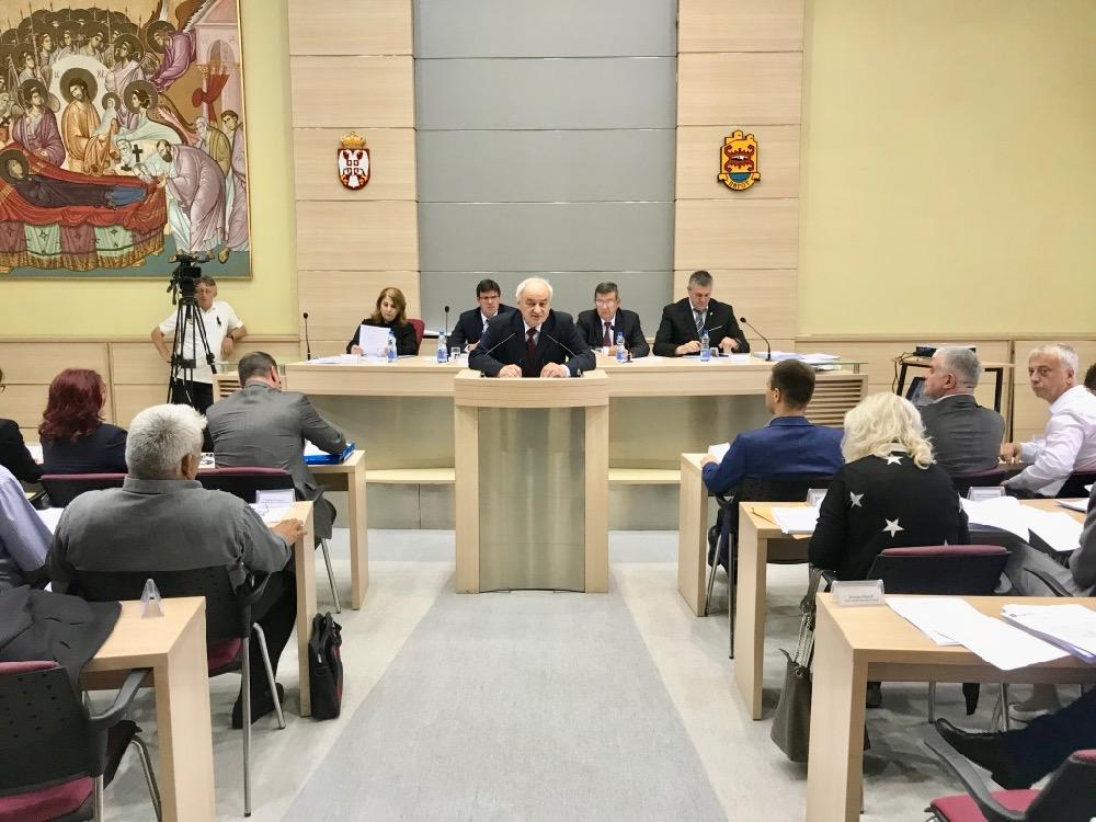 Photo of Održana sednica Skupštine Grada, usvojen Završni račun