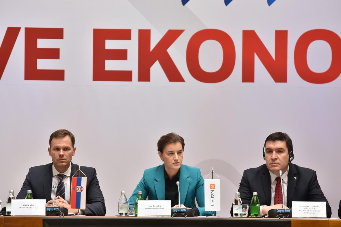 Photo of NALED: Smanjiti obim sive ekonomije za 200 miliona evra do 2020.