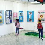 Dečji likovni salon - izložba otvorena do 5. juna