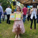 """Anđeoski glas male Doroteje doneo joj prvo mesto na Festivalu """"Kreativna čarolija"""""""