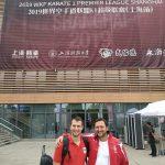 Uroš na turniru Premijer lige u Šangaju