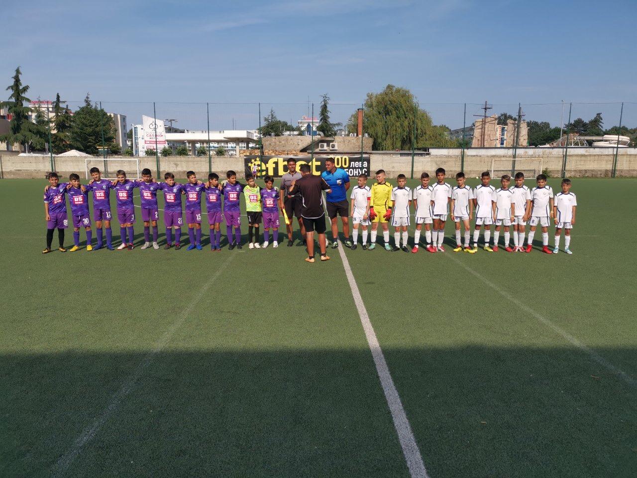Photo of Mlade nade Belih na medjunarodnom turniru u Bugarskoj