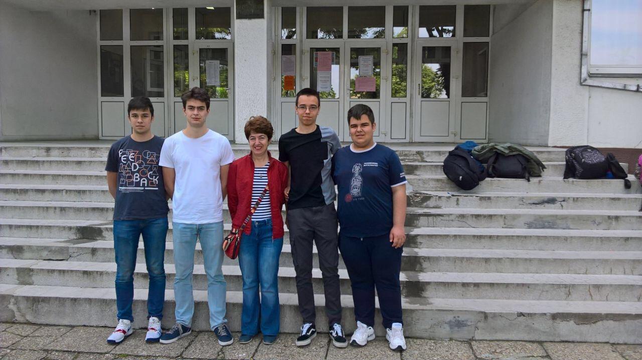Photo of Gimnazijalci izvanredni na državnom takmičenju iz matematike