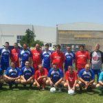 Veterani Spartaka igrali prijateljski meč sa veteranima Montane. Tradicija duga tri decenije