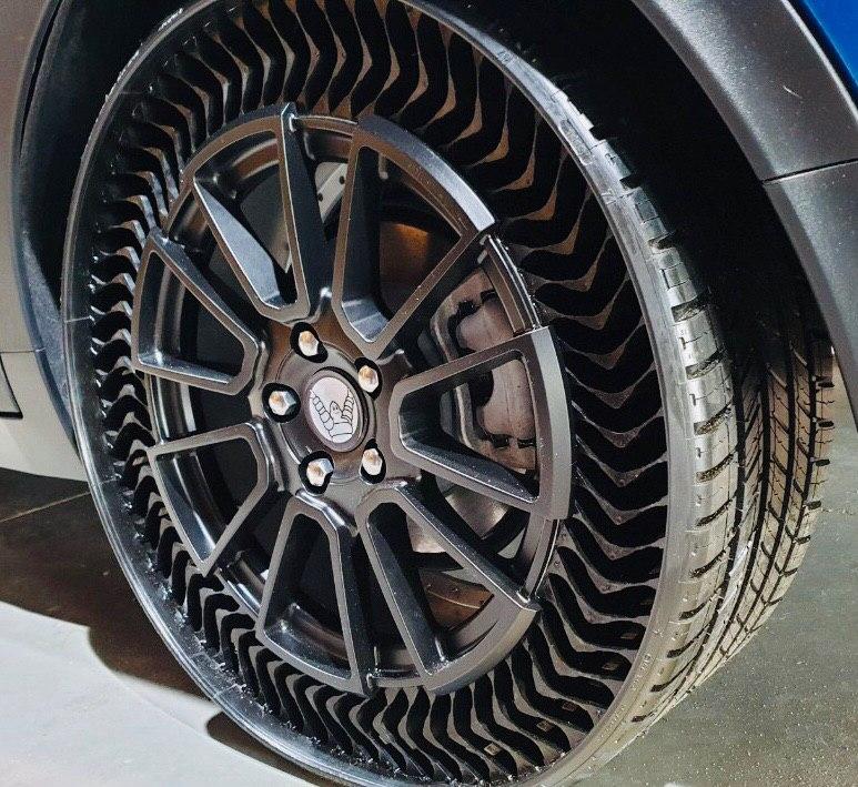 Photo of Movin'On Summit 2019: Michelin predstavio revolucionarni pneumatik – UPTIS