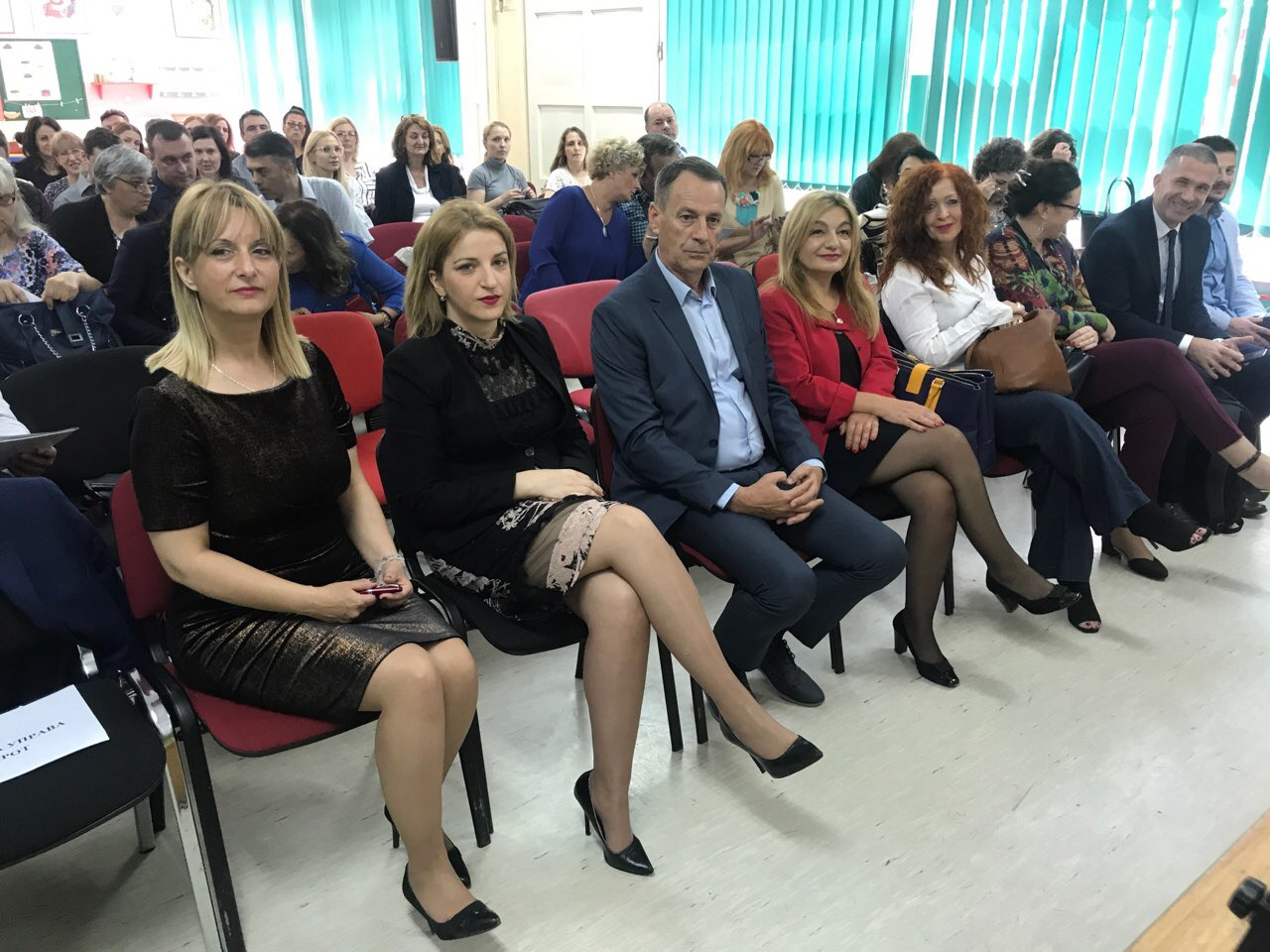 """Photo of OŠ """"Dušan Radović""""- Savetovanje o učeničkim zadrugama"""