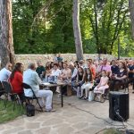 "Tvrđava Momčilov grad: Promovisan roman ""Tvorac besmrtnosti"", Milana Panića"