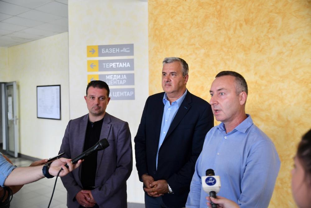 Photo of Božidar Đurković posetio Pirot