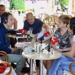 Uhvati dan - kultna emisija Radio Beograda realizovana jutros iz Pirota