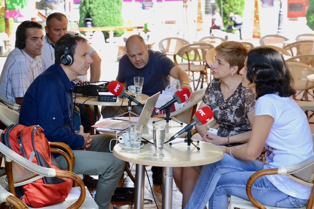 Photo of Uhvati dan – kultna emisija Radio Beograda realizovana jutros iz Pirota