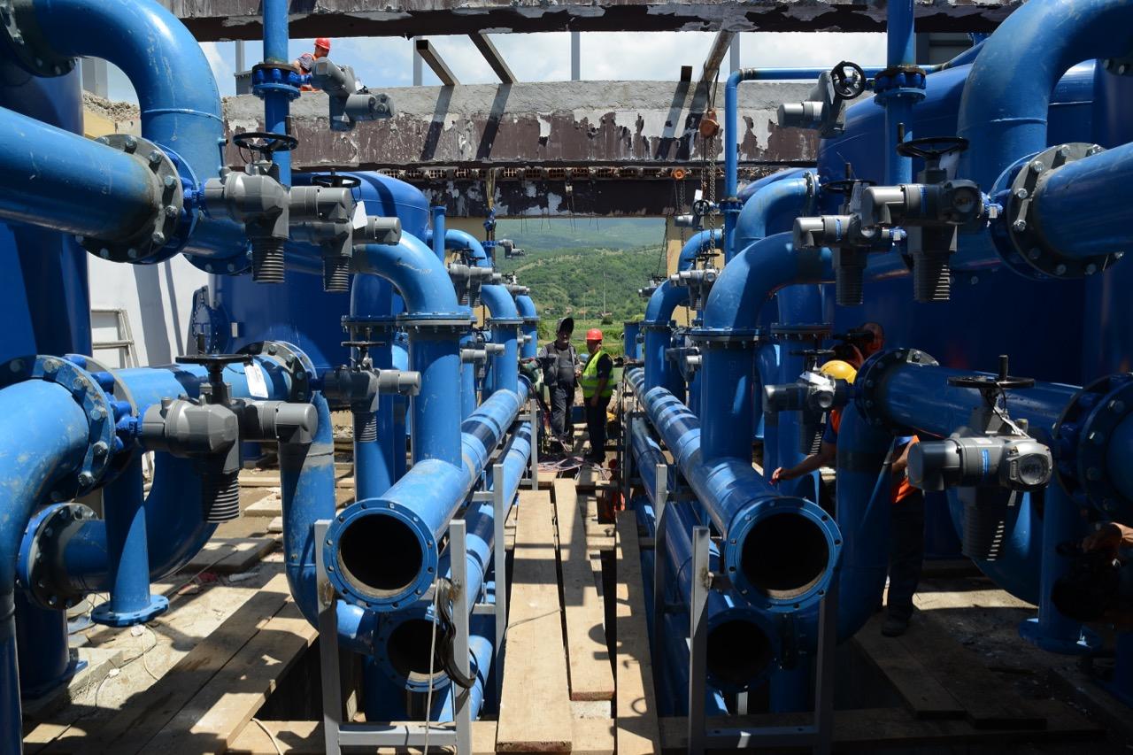 Photo of Završava se izgradnja fabrike vode kod Berilovca – zamućenje vode postaće prošlost