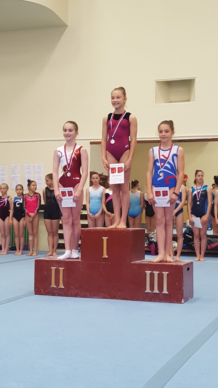 Photo of Gimnastičarke uspešne i u pojedinačnoj konkurenciji