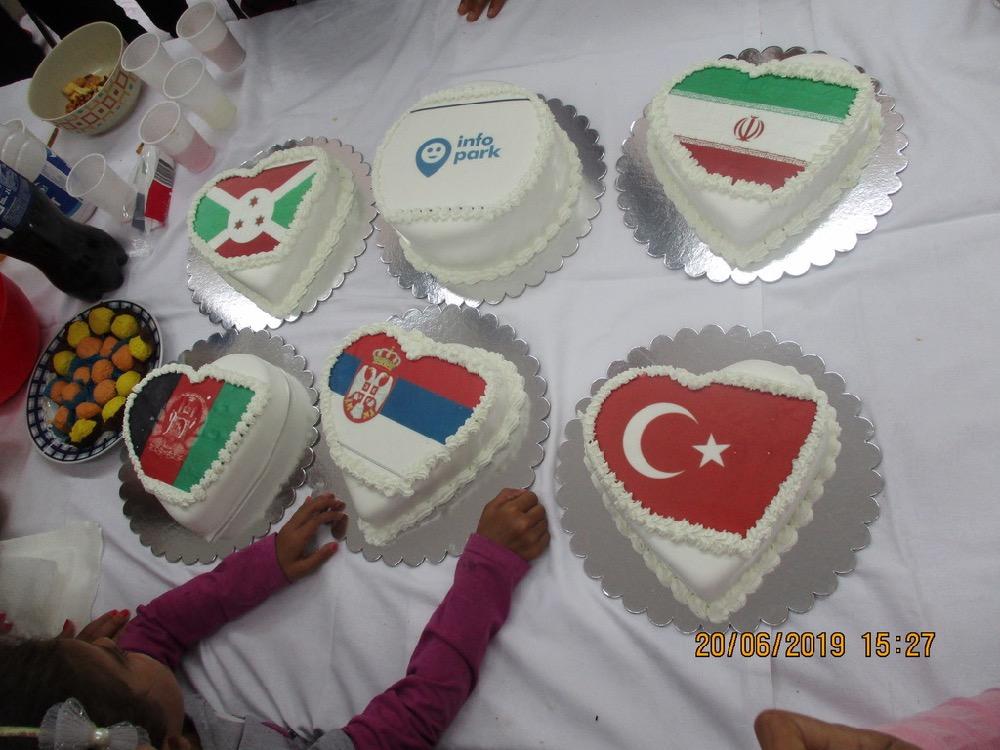 Photo of Svetski dan izbeglica obeležen u Mlekarskoj školi