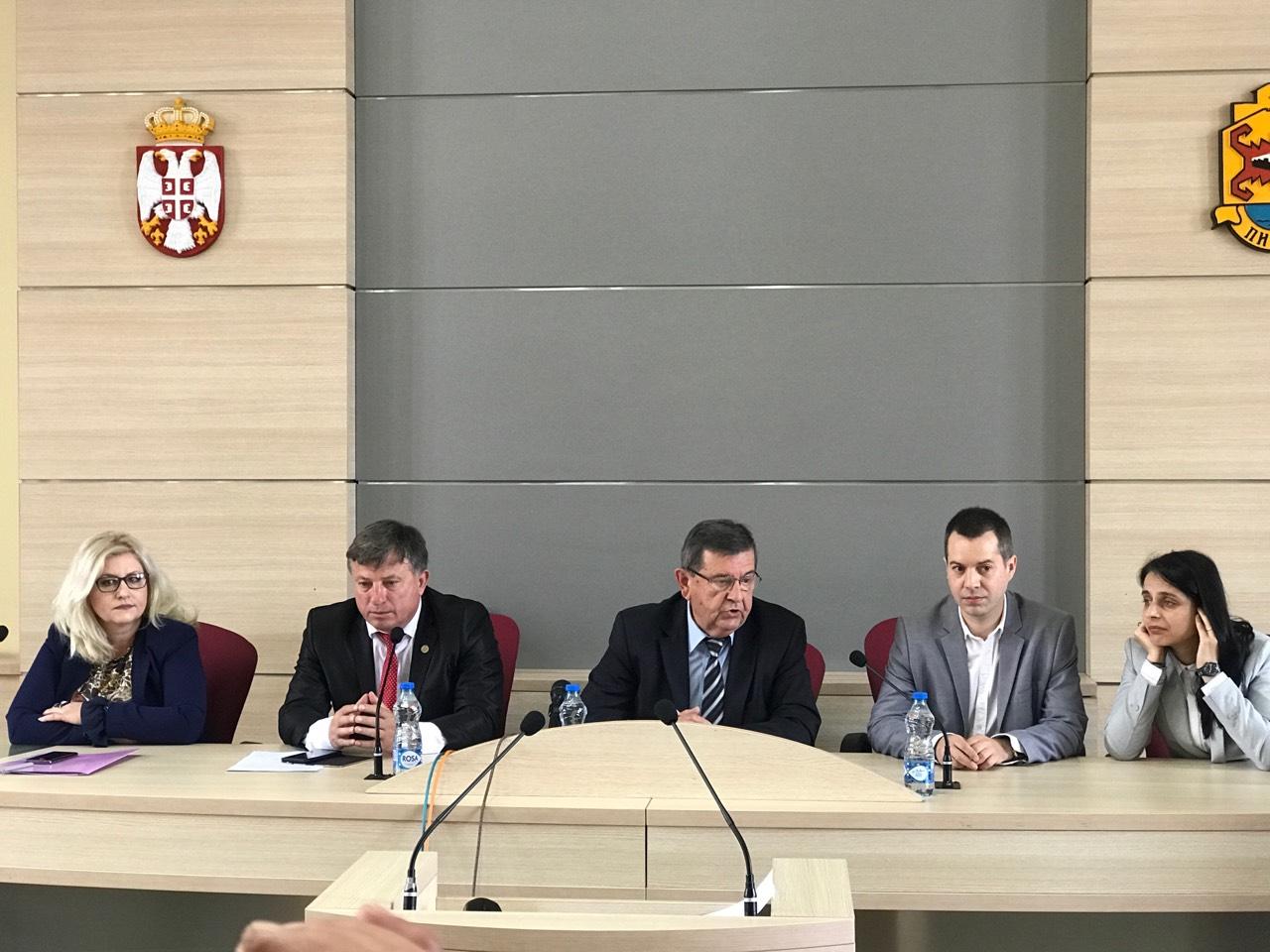 Photo of Akademija za Lidere prekogranične saradnje održava se u Pirotu