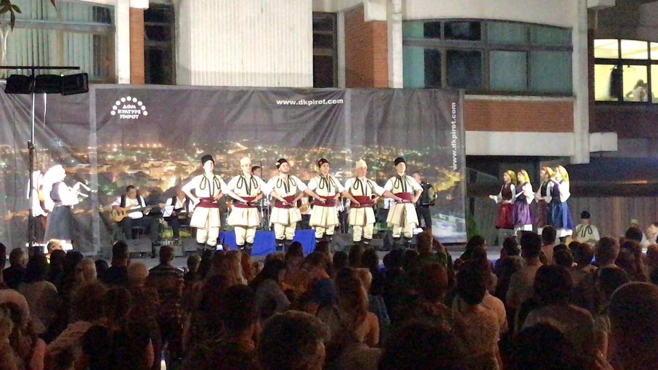Photo of Amateri svome gradu – izvanredni pirotski folklorci razgalili brojnu publiku