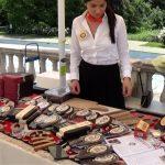 Pirotska peglana kobasica - Boemska potkovica na humanitarnoj manifestaciji u Belom dvoru