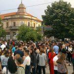 Maturanti Ekonomske škole večeras oduševili Piroćance (FOTO)