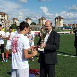 Priznanje za pirotski fudbal - generalni sekretar Radničkog vodio devet liga mlađih kategorija FS RIS-a