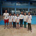 Sedam medalja za pirotske plivače
