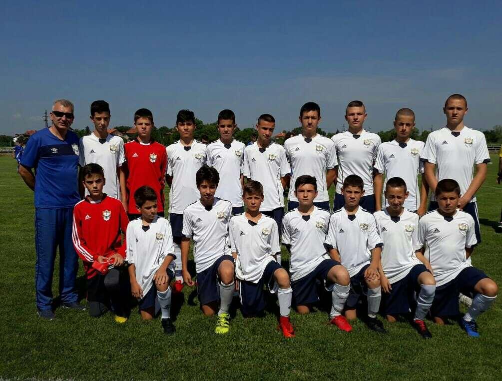Photo of Mlade nade Belih osvojile treće mesto na međunarodnom turniru u Bugarskoj, Kostinbrodu