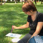 Afirmišu umetnost kroz druženje za umetnicima