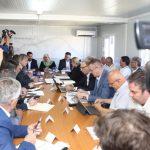 Mihajlovićeva na zajedničkom sastanku sa svim učesnicima u izgradnji istočnog kraka Koridora 10