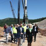 Mihajlovićeva na istočnom kraku Koridora 10: Došli smo da rešimo preostale probleme, ostalo još 1% radova