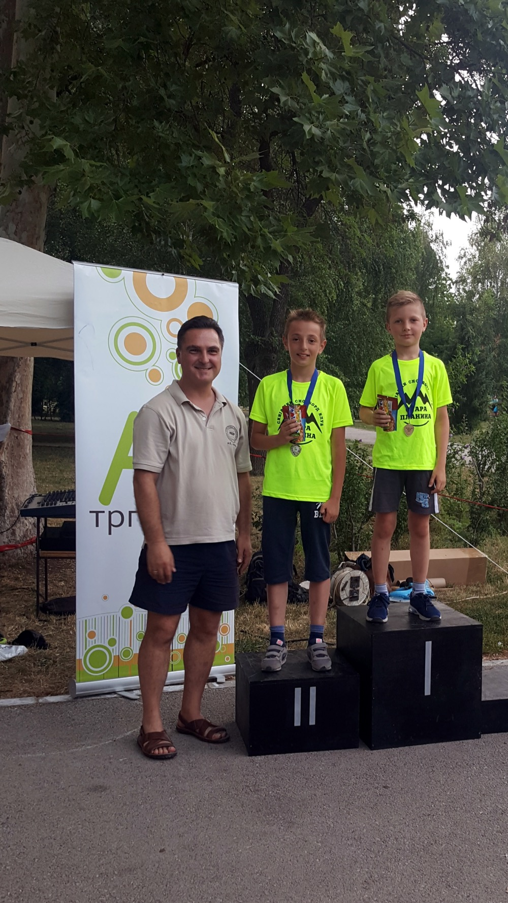 Photo of Tri medalje za pirotske roleraše u Nišu