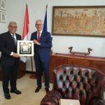 Sastanak u ambasadi Indonezije