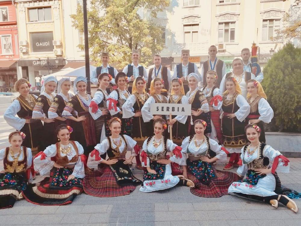 Photo of Folklorci Doma kulture na Međunarodnom festivalu u Plovdivu zaradili ovacije publike