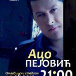Aco Pejović 14. avgusta u Pirotu, ogromno interesovanje za koncert