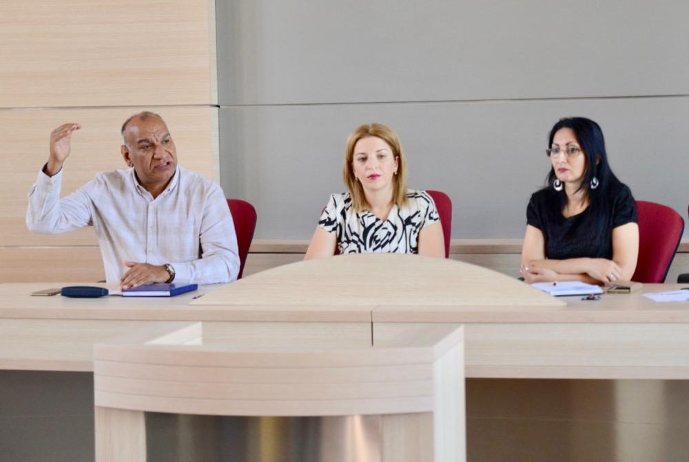 Photo of Javna rasprava povodom izrade Lokalnog akcionog plana za socijalno uključivanje Roma i Romkinja